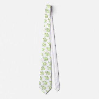 Padre de la margarita del novio corbatas personalizadas