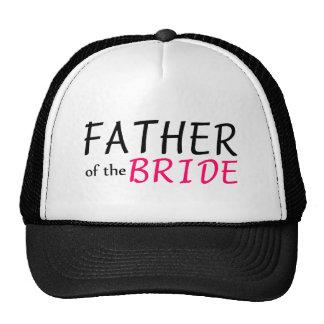Padre de la novia gorros