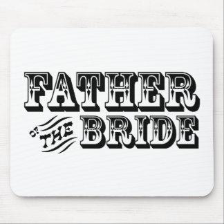 Padre de la novia - viejo oeste tapetes de ratones