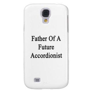 Padre de un acordeonista futuro
