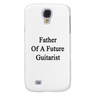 Padre de un guitarrista futuro