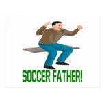 Padre del fútbol postal
