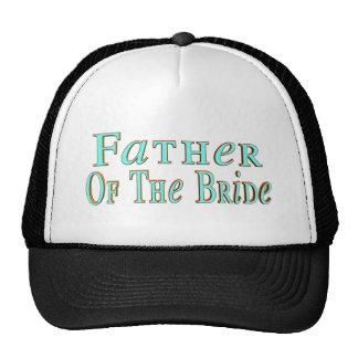 Padre del gorra/del casquillo de la novia gorro de camionero