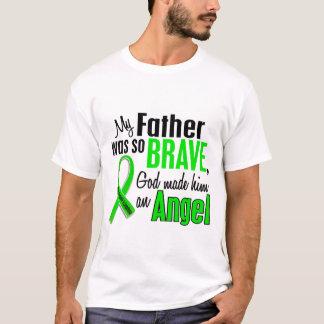 Padre del linfoma Non-Hodgkin del ángel 1 Playera