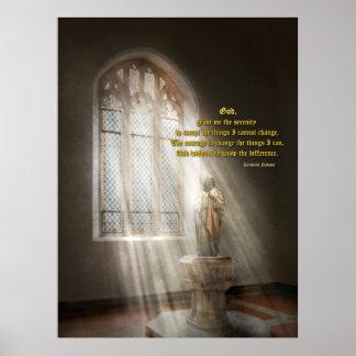 - Padre divino - rezo inspirado de Senrenity Posters