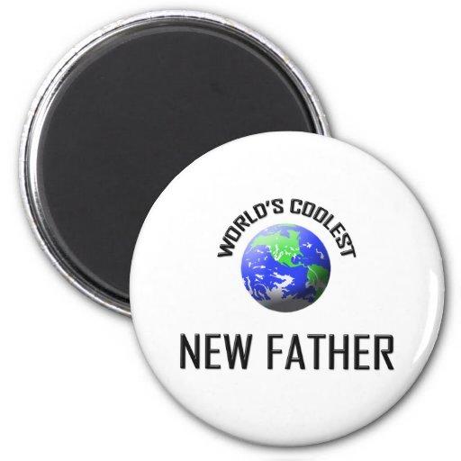 Padre más fresco del mundo el nuevo imanes