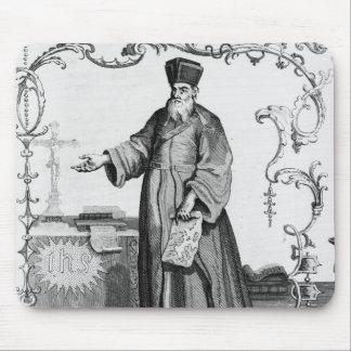Padre Matteo Ricci Alfombrilla De Ratones