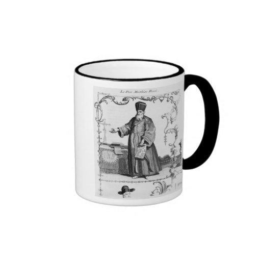 Padre Matteo Ricci Taza De Café
