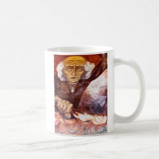 """""""Padre Miguel Hidalgo"""" Jose Clemente Orozco Coffee Mug"""