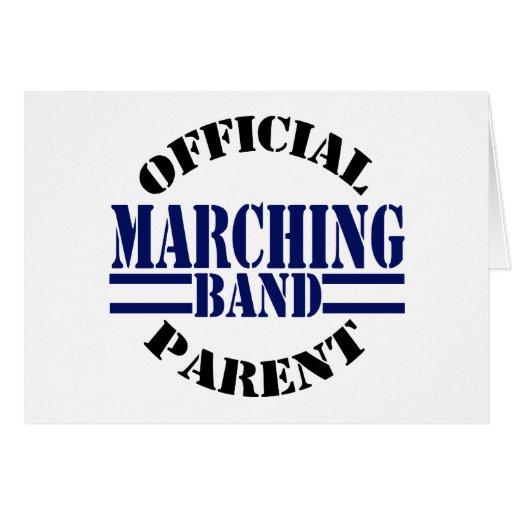 Padre oficial de la banda felicitaciones