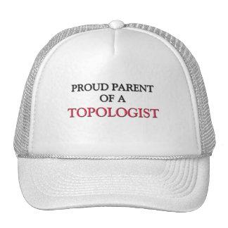 Padre orgulloso de A TOPOLOGIST Gorros