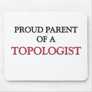 Padre orgulloso de A TOPOLOGIST Tapete De Ratón