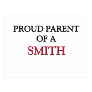 Padre orgulloso de SMITH Postal