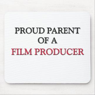 Padre orgulloso de un PRODUCTOR CINEMATOGRÁFICO Tapete De Raton