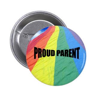 Padre orgulloso pin
