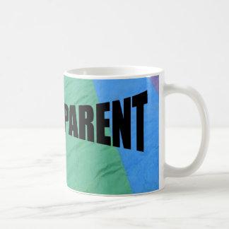Padre orgulloso taza de café