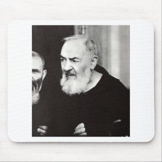 Padre Pio 102.jpg Mouse Pad