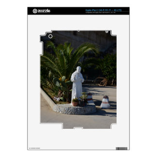 Padre Pio iPad 3 Skin