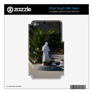 Padre Pio iPod Touch 4G Skins