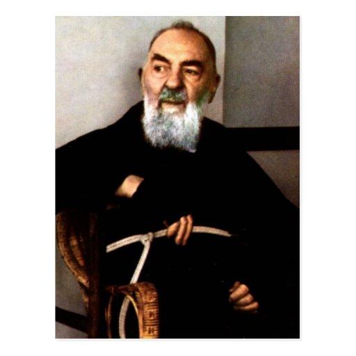 Padre Pio Postales