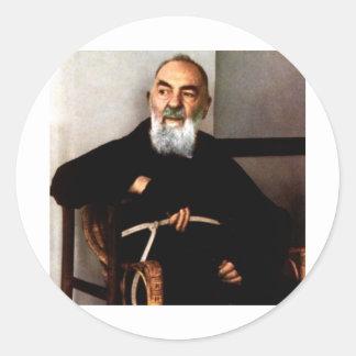 Padre Pio Stickers