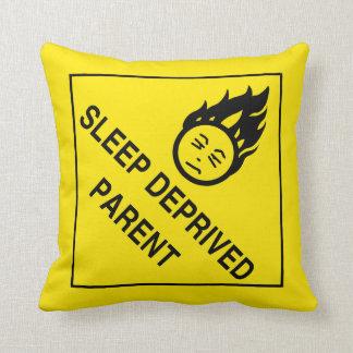 Padre privado sueño cojín decorativo