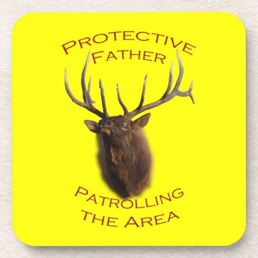 Padre protector posavaso