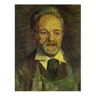 Padre Tanguy de Vincent van Gogh Postales