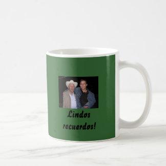 Padre y hijo….En memoria de Taza De Café