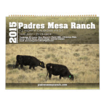 Padres Mesa Ranch Calendar 2015 Jan - Dec v1.0.1