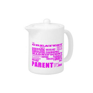 Padres: Padre más grande rosado