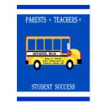 Padres + Profesores = éxito del estudiante