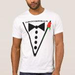 Padrino de boda camisetas