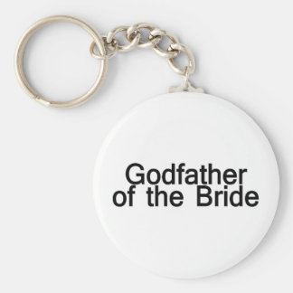 Padrino de la novia llavero redondo tipo pin