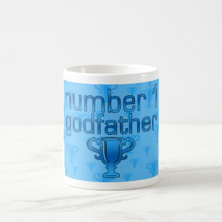 Padrino del número 1 taza