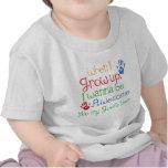 Padrino impresionante del regalo del ahijado camiseta