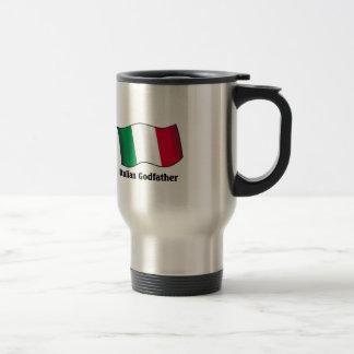 Padrino italiano taza de café