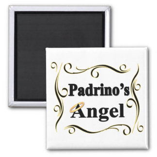 Padrino's Angel Gifts and Apparel Magnet