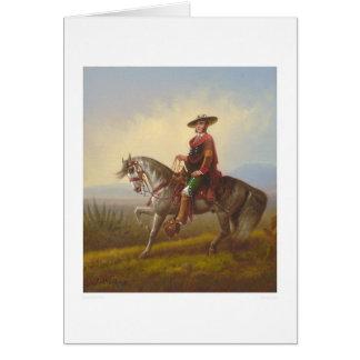 Padron (1163) tarjeta de felicitación