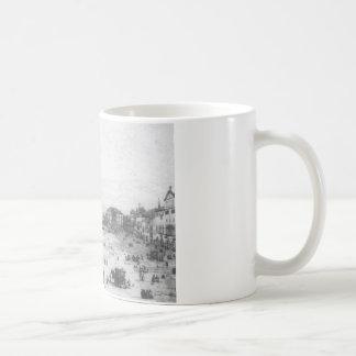 Padua: The Prato della Valle with Santa Giustinia Coffee Mug
