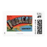 Paducah, Kentucky - escenas grandes de la letra Estampilla