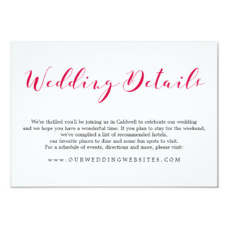Paduka Script Details | WEDDINGS Card