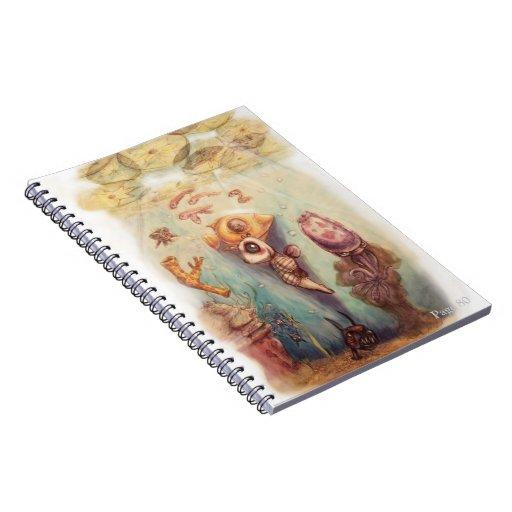 """""""Pae 80"""" cuaderno"""