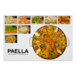 paella posters