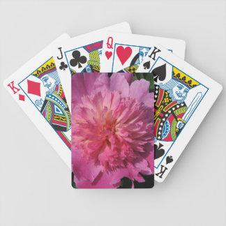 PAEONIA CORAL CARD DECK