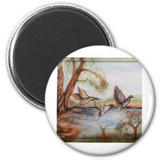 paesaggio emozionante.jpg 2 inch round magnet