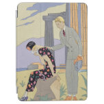 Paestum, 1924 (impresión del pochoir) cover de iPad air