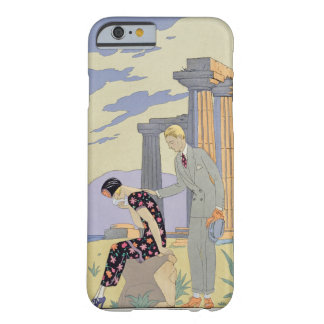 Paestum, 1924 (pochoir ) barely there iPhone 6 case