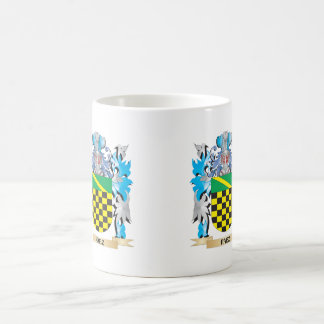 Paez Coat of Arms - Family Crest Classic White Coffee Mug