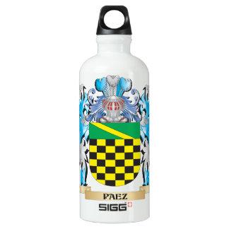 Paez Coat of Arms - Family Crest SIGG Traveler 0.6L Water Bottle